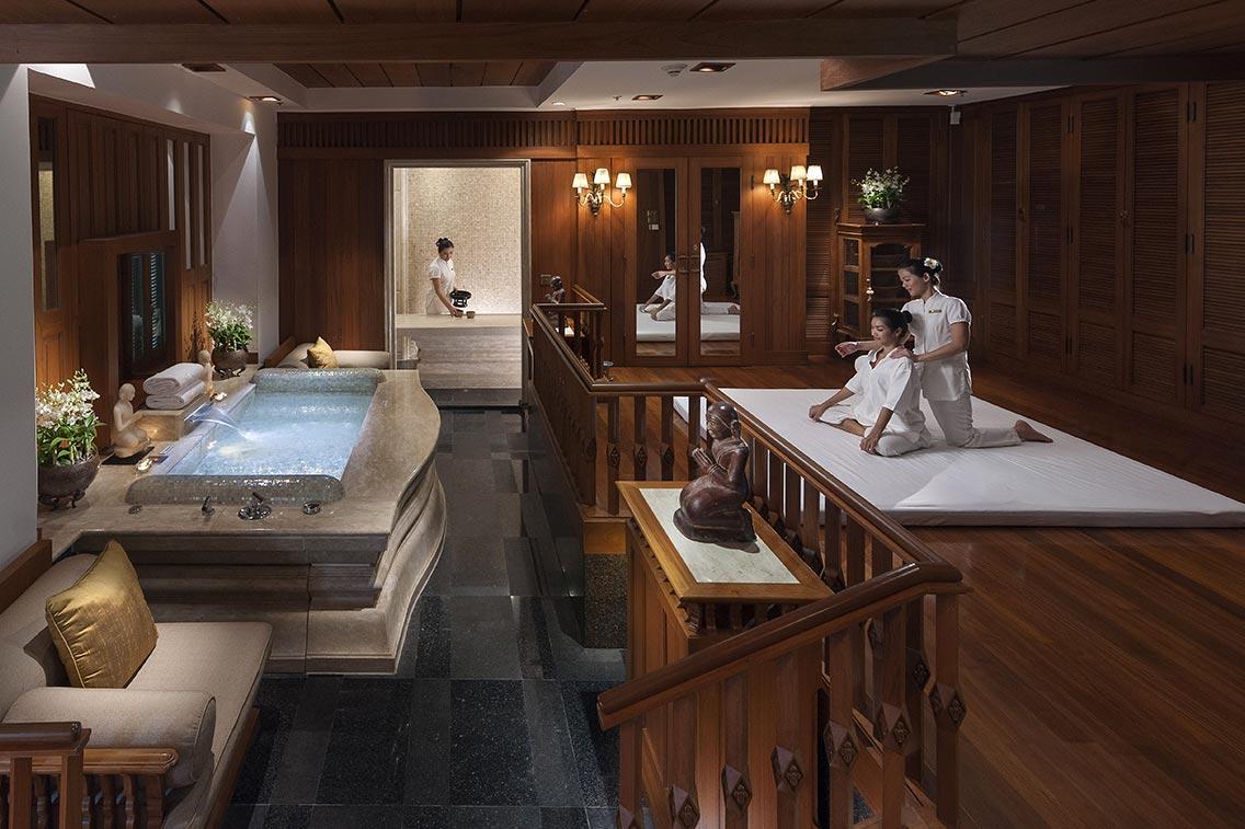 Oriental Spa, Mandarin Oriental Hotel – River of Kings Bangkok